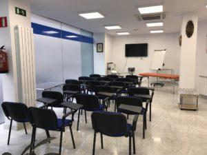 Aula de formación de Todokine